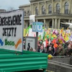 Energiewende-Demo in Hannover am 22. März 2014